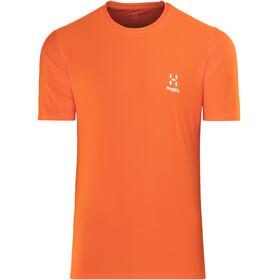 Haglöfs L.I.M Tech - T-shirt manches courtes Homme - orange
